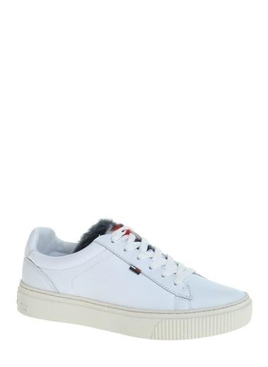3e3bb9dd1d67d Tommy Hilfiger Ayakkabı Beyaz ...